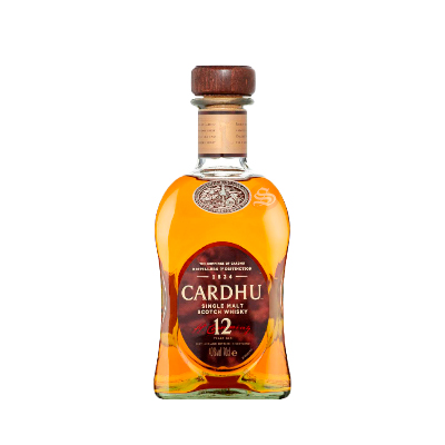 Cardhu 12 YO