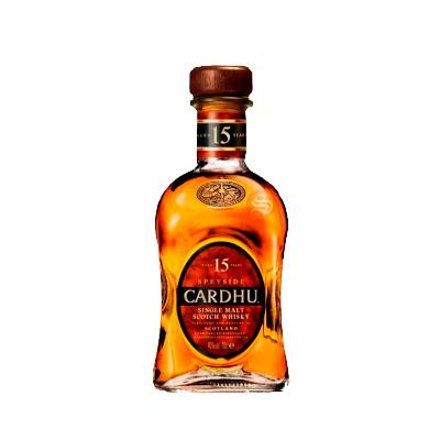 Cardhu 15 YO