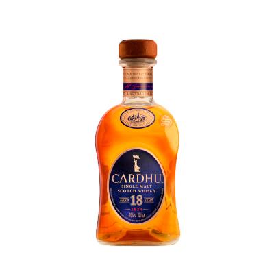 Cardhu 18 YO