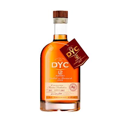 Whisky Dyc 12 YO