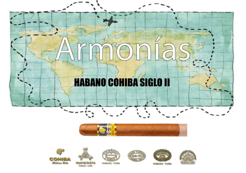 HABANO-COHIBA-SIGLO-II-CON-EL-WHISKY-IRLANDÉS-ROE&CO