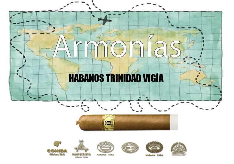 HABANOS-TRINIDAD-VIGÍA-CON-EL-WHISKY-SINGLE-MALT-HIGHLAND-PARK-12-AÑOS