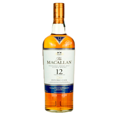 The Macallan Double Cask 12 YO