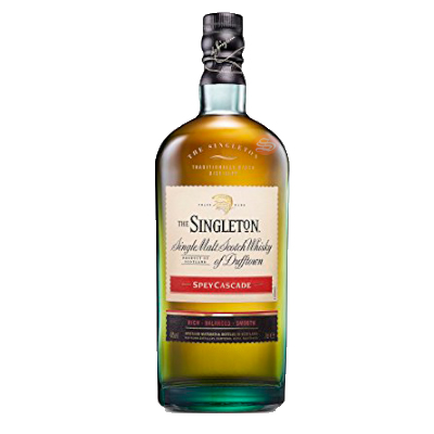 the singleton Speycascade