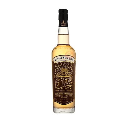 Compass box the peat moster