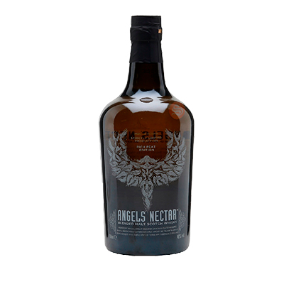 WHISKY BLENDED MALT ANGELS' NECTAR RICH PEAT EDITION