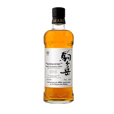 Whisky Mars Komagatake