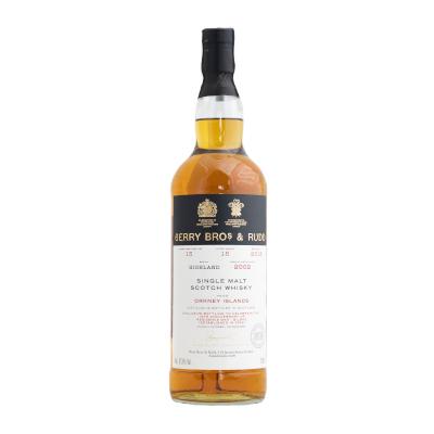Whisky Orkney Islands